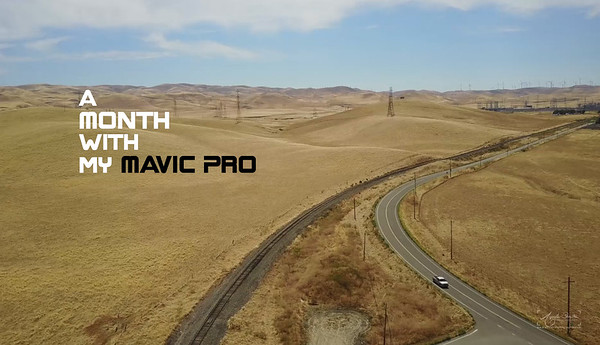 1 Month with my Mavic Pro