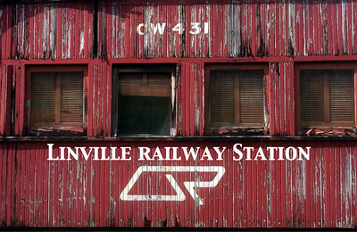 Linville Railway Station