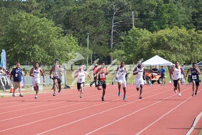 Men's 100m Sat, May 28