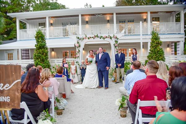 Carrier Wedding