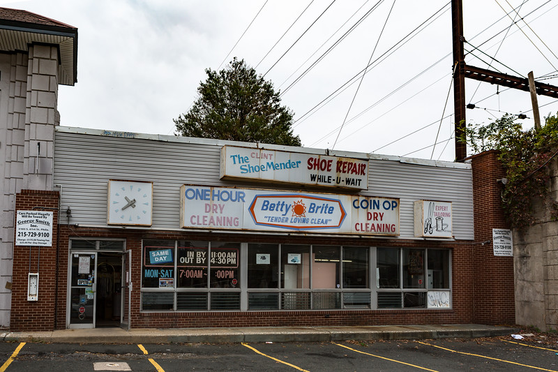 Betty Brite One Hour Dry Cleaning