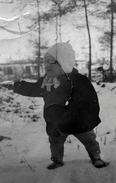 Olga Bondar - Puerten, Bavaria - 1948