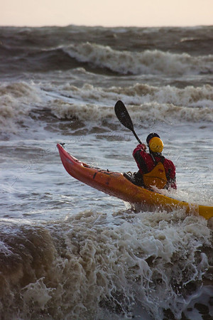 Stock photos - Kayaking