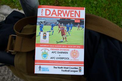 AFC Darwen (a) D 3-3
