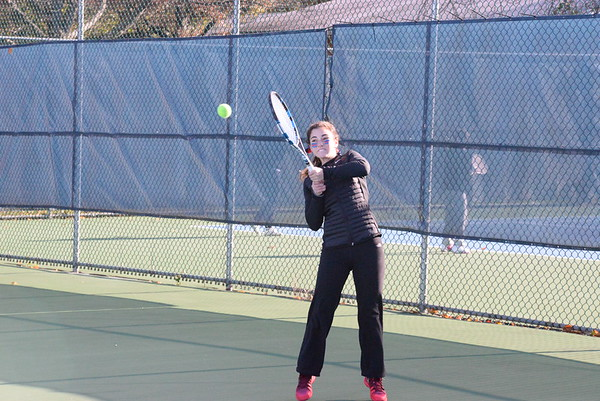 Girls Tennis: GA-PC Day