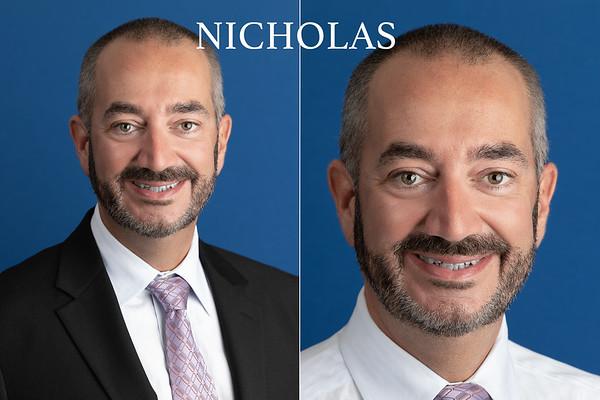 Nicholas Headshots