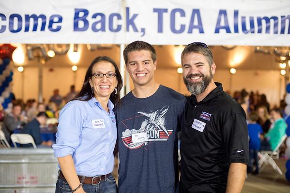 2016-10-14 TCA-Addison - Argyle LCS Homecoming Varsity Football