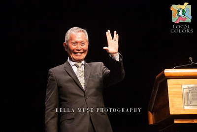 George Takei in Roanoke