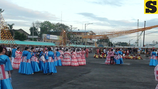 Fluvial Procession and Re-enactment of First Mass and Baptism