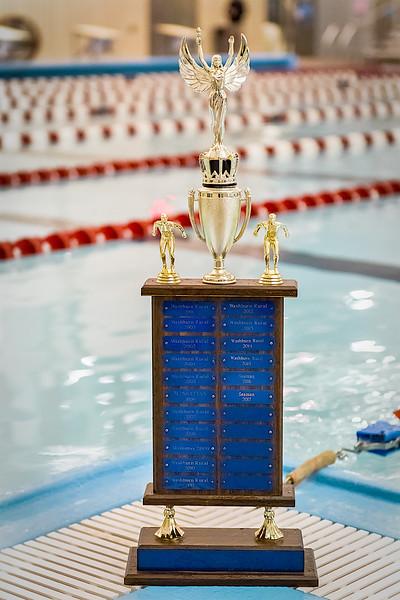 Centennial League Meet - Swimming