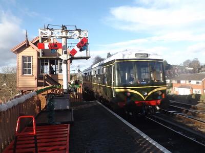 Severn Valley Railway, 28 December 2013