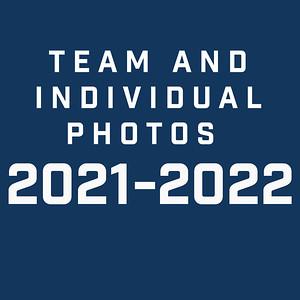 Team and Individual Photos 2021-2022