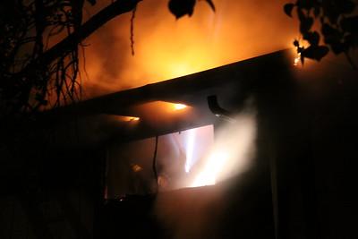 6960 S. Datura Apartment Fire