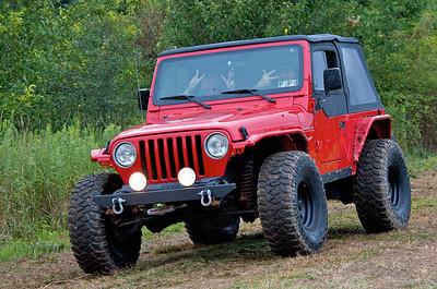 2012 Bantam Jeep Heritage Festival