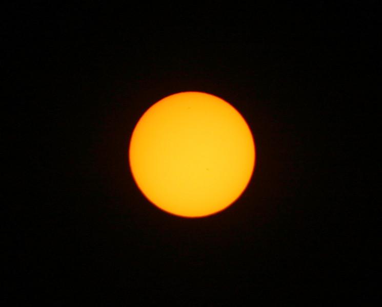 Sun - 25/4/2014 (Processed cropped single image)