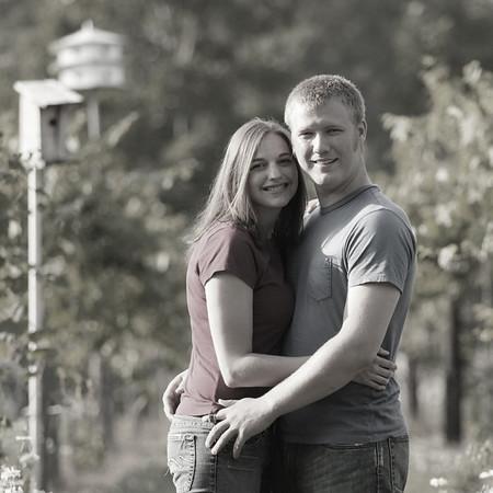 Sarah & Andy!