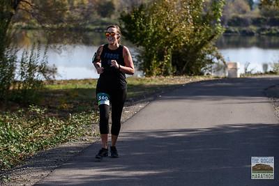 1/2 Marathon - mile 13