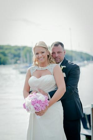 Jennifer + Peter Wedding