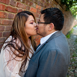 Kimberly & Tulio's Engagement