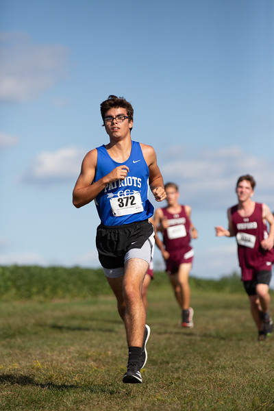 Great Valley HS XC v Oxford Kennett 2019