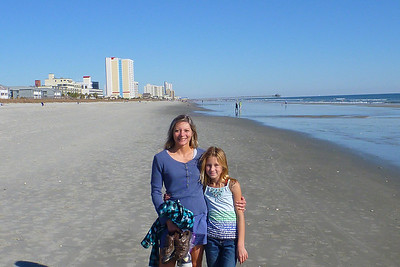 Myrtle Beach, Thanksgiving 2011