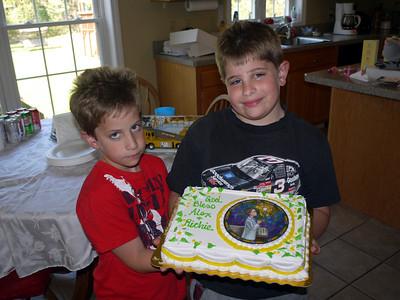 Alex & Richie's First Communion