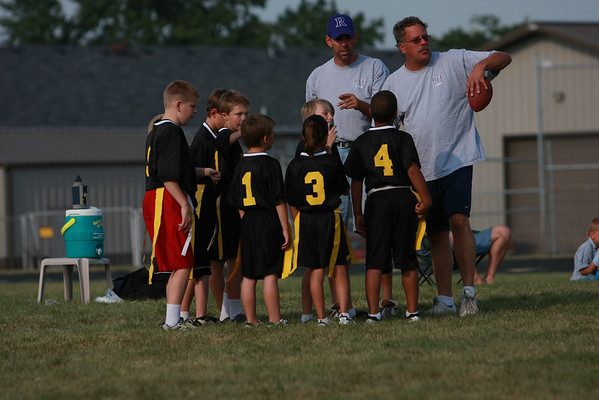2008 RJT FLAG FOOTBALL GAMES