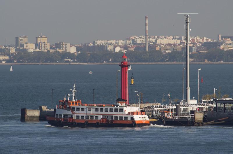 River Tagus Lisbon