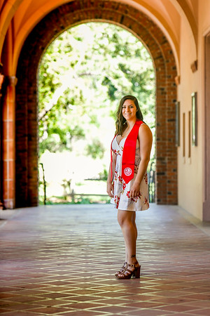 Gabriella and Kayla Grad Photos: Chico