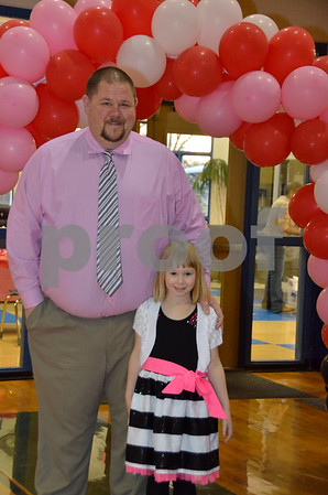 2/8/14 Tyler Parks & Rec Hosts 8th Annual Father/Daughter Dance 2014 by Gloria Swift
