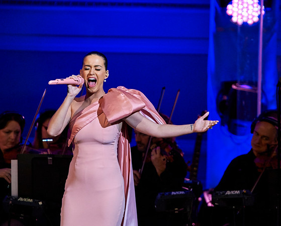 David Lynch Foundation Gala Concert - Sting/Katy Perry/Jerry Seinfeld
