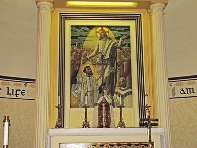 St Francis Xavier Church, Gettysburg, PA