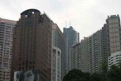 Hong Kong - November 2011
