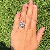 1.75ctw Edwardian Toi et Moi Old European Cut Diamond Ring  60