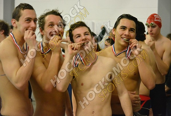 Hockomock Boys Swimming Championships