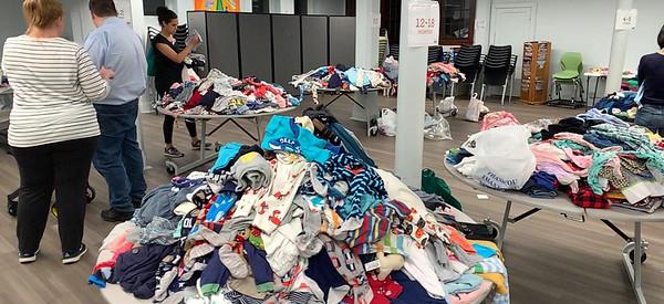 2019.10.05 Park Slope Parents Clothing Swap