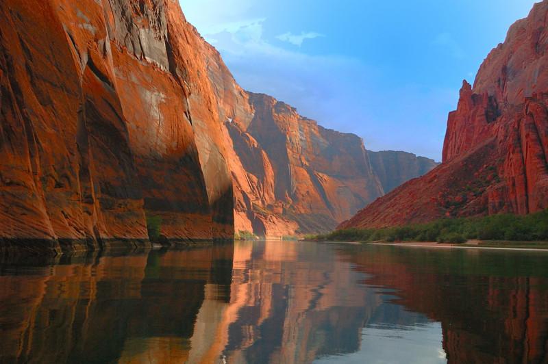 Lees Ferry Spectaular scenery and fishing1..jpg