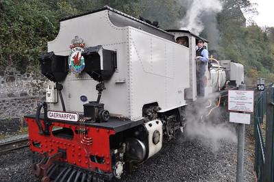 Welsh Highland October 2009
