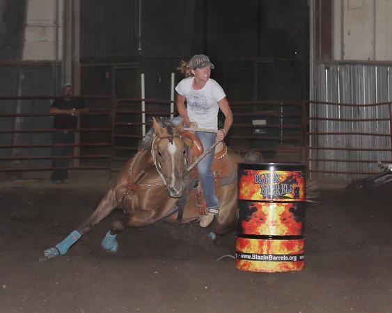 2016  7/3 Blazin Barrels