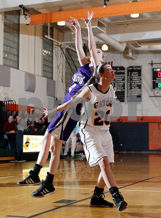 2014 Coudersport Girls Basketball @ Port Allegany