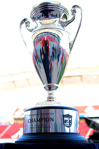 Real Salt Lake vs DC United • Open Cup Final 10-1-2013