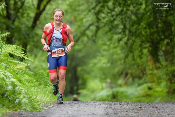 Snowman Triathlon - Sprint Forest Run