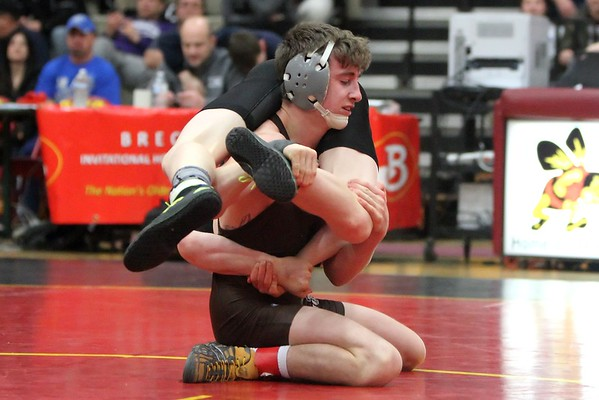 Wrestling - Brecksville Invitational 2015