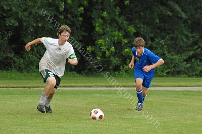 Westside United Club Soccer Action
