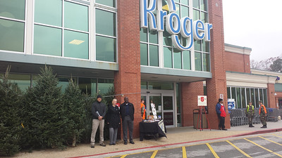2013 Kroger Fund Raiser Thanksgiving