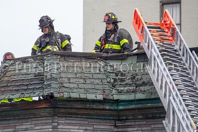 Bronx 2nd Alarm Box: 3145 441 E. 108th St. 14 Feb 21