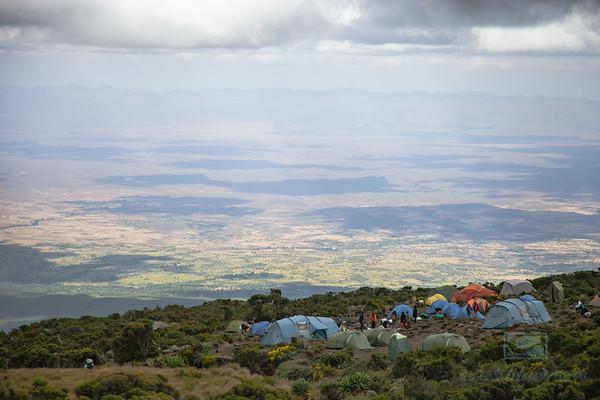 Kilimanjaro Hike - Gestalten