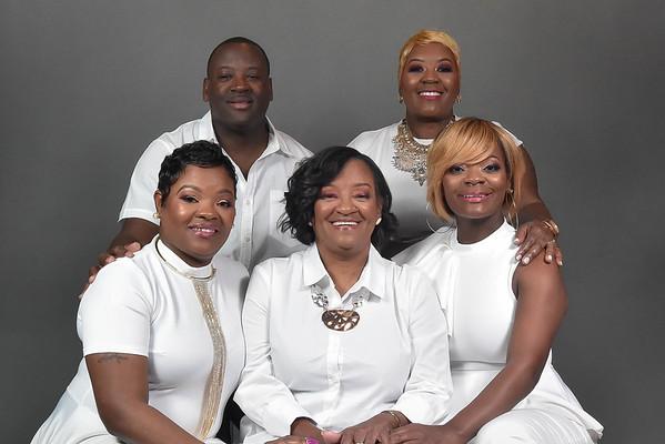 Burks Family Portraits