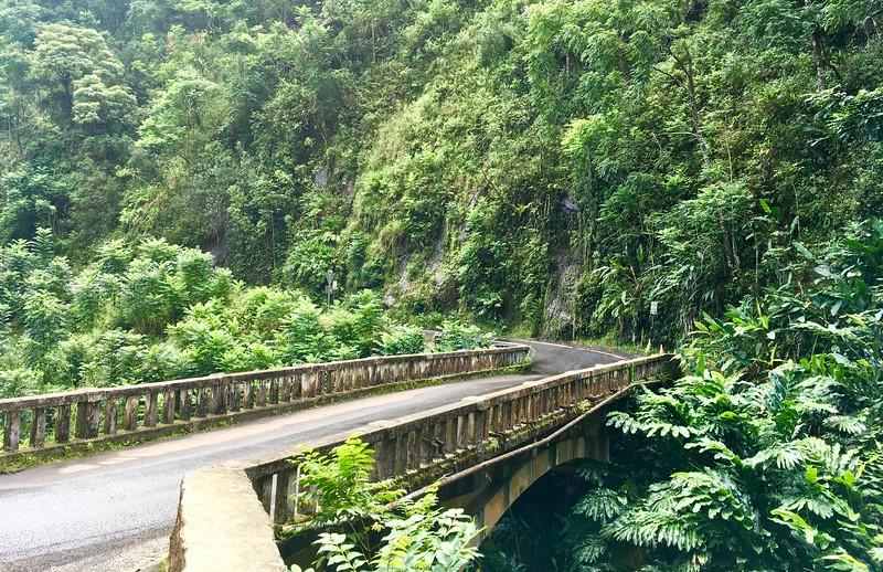Old Bridge to Hana
