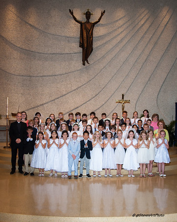 2016 Our Lady of Fatima Rehearsal Portraits
